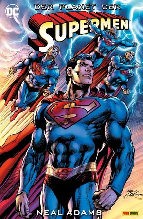 Superman: Der Planet der Supermen von Adams,  Neal, Bedard,  Tony, Rother,  Josef