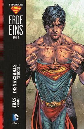 Superman: Erde Eins von Straczynski,  J. Michael, Syaf,  Ardian
