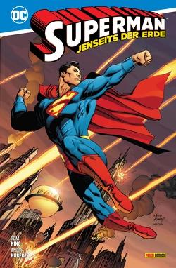 Superman: Jenseits der Erde von Heiss,  Christian, King,  Tom, Kubert,  Andy