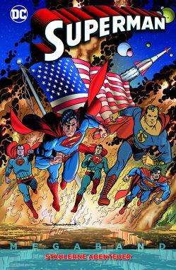 Superman Megaband von Niles,  Steve, Rude,  Steve