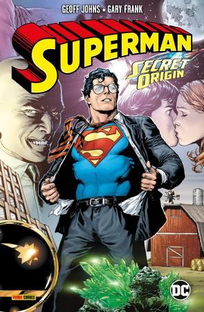 Superman: Secret Origin von Frank,  Gary, Johns,  Geoff