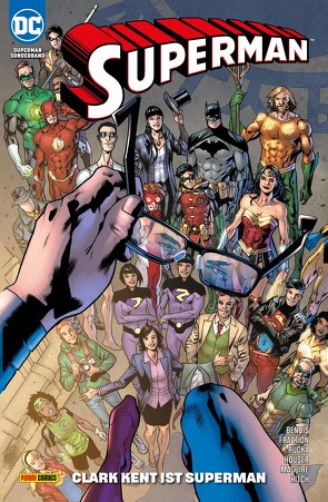 Superman Sonderband: Clark Kent ist Superman