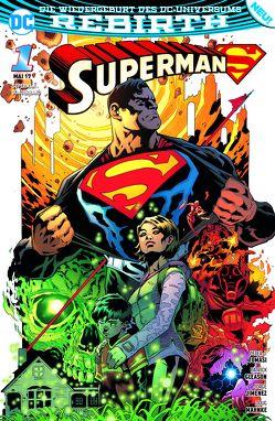 Superman Sonderband von Gleason,  Patrick, Mahnke,  Doug, Tomasi,  Peter J.