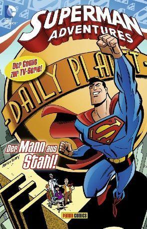 Superman TV-Comic von Burchett,  Rick, Dini,  Paul