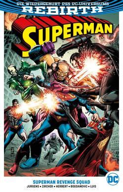 Superman von Bogdanovic,  Viktor, Heiss,  Christian, Herbert,  Jack, Jurgens,  Dan, Zircher,  Patrick