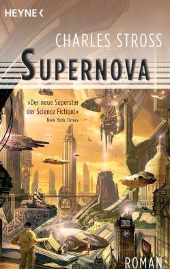 Supernova von Kiausch,  Ursula, Martinière,  Stephan, Stross,  Charles