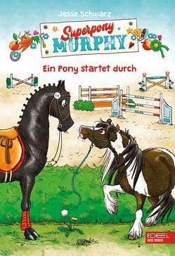 Superpony Murphy von Göntgen,  Isabelle, Schwarz,  Jesse