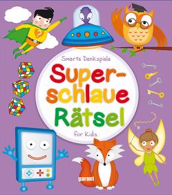 Superschlaue Rätsel für Kids