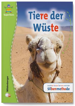 SuperStars: Tiere der Wüste von Laidlaw,  Julienne, Portier,  Lionel, Troughton,  Guy