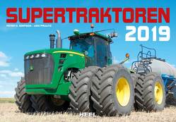 Supertraktoren 2019 von Paulitz,  Udo (Fotograf), Simpson,  Peter D.