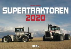 Supertraktoren 2020 von Simpson,  Peter D.