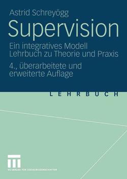 Supervision von Schreyögg,  Astrid