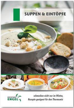 Suppen & Eintöpfe – Rezepte geeignet für den Thermomix von Möhrlein-Yilmaz,  Marion