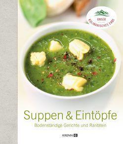 Suppen & Eintöpfe von Krenn,  Hubert, Riedmann,  Andreas