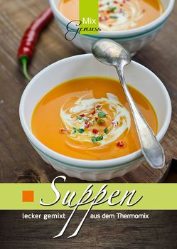 Suppen lecker gemixt von Wild,  Corinna