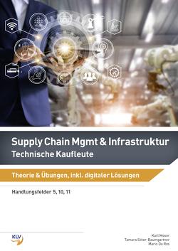 Supply Chain Management & Infrastruktur – Technische Kaufleute von Da Ros,  Mario, Moser,  Karl, Sitter-Baumgartner,  Tamara