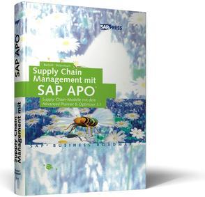 Supply Chain Management mit SAP APO von Bartsch,  Helmut, Bickenbach,  Peter