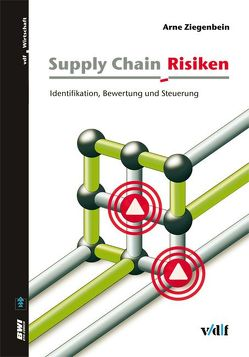 Supply Chain Risiken von Ziegenbein,  Arne