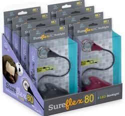 Sureflex80 Leerdisplay für 12 Stück