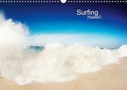 Surfing Hawai'i (Posterbuch DIN A3 quer) von Fox,  Andy