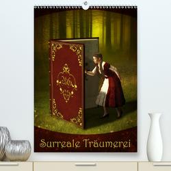 Surreale Träumerei (Premium, hochwertiger DIN A2 Wandkalender 2021, Kunstdruck in Hochglanz) von Glodde,  Britta
