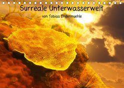 Surreale Unterwasserwelt (Tischkalender 2019 DIN A5 quer) von Indermuehle,  Tobias