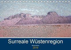 Surreale Wüstenregion (Tischkalender 2019 DIN A5 quer) von Moos,  Michael
