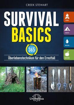 Survival Basics von Stewart,  Creek