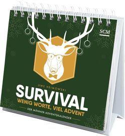 Survival – Wenig Worte, viel Advent von Heimowski,  Uwe