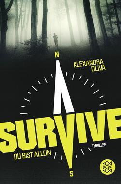 Survive – Du bist allein von Oliva,  Alexandra, Timmermann,  Klaus, Wasel,  Ulrike