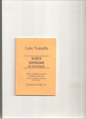 Surya Namaskr von Tomalla,  Lore