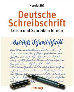 Süß, Deutsche Schreibschrift (ÜB) von Süß,  Harald