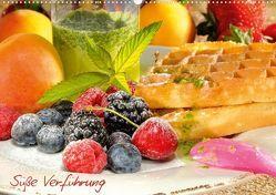 Süße Verführung  (Posterbuch DIN A3 quer) von Steiner,  Carmen
