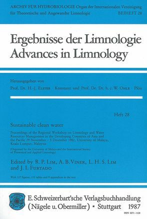 Sustainable clean water von Furtado,  J I, Lim,  L H, Lim,  R P, Viner,  A B
