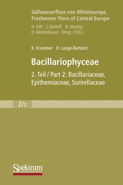 Süßwasserflora von Mitteleuropa, Bd. 02/2: Bacillariophyceae von Krammer,  Kurt, Lange-Bertalot,  Horst