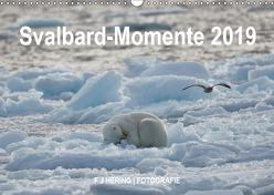 Svalbard-Momente (Wandkalender 2019 DIN A3 quer) von Franz Josef Hering,  Dr.