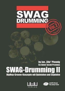 """SWAG Drumming Vol. 2 von Pfennig,  Jan """"Stix"""", Przemus,  Jacob"""