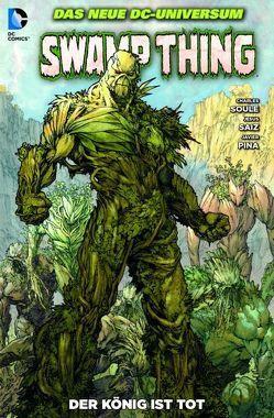 Swamp Thing von Pina,  Javier, Saiz,  Jesus, Soule,  Charles