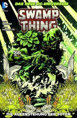 Swamp Thing von Ibánez,  Victor, Paquette,  Yannick, Rudy,  Marco, Snyder,  Scott