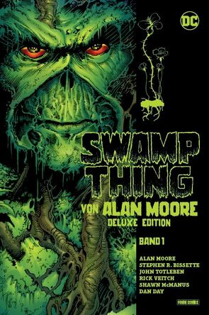 Swamp Thing Classics Deluxe von Alan, Moore