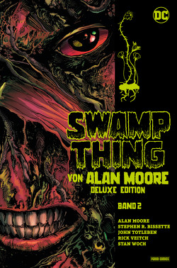 Swamp Thing von Alan Moore (Deluxe Edition) von Moore,  Alan