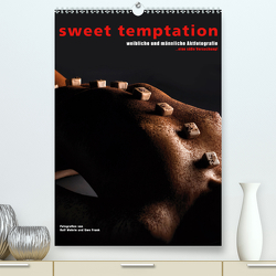sweet temptation – weibliche und männliche Aktfotografie (Premium, hochwertiger DIN A2 Wandkalender 2021, Kunstdruck in Hochglanz) von Fotodesign,  Black&White, Wehrle und Uwe Frank,  Ralf