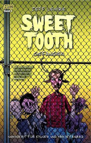 Sweet Tooth von Lemire,  Jeff