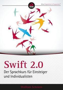 Swift 2.0 von Schroers,  Wolfram