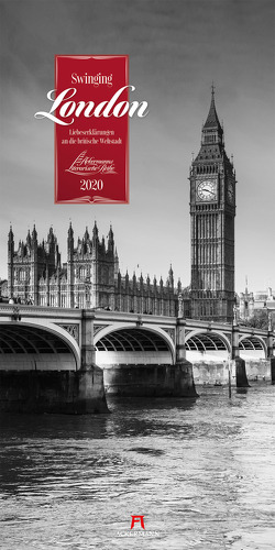 Swinging London – Literaturkalender 2020