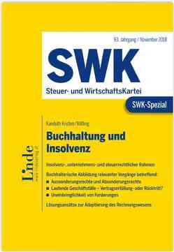 SWK-Spezial Buchhaltung und Insolvenz von Kanduth-Kristen,  Sabine, Wilfling,  Georg