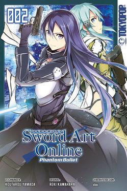 Sword Art Online – Phantom Bullet 02 von abec, Kawahara,  Reki, Yamada,  Koutarou