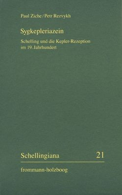 Sygkepleriazein – Schelling und die Kepler-Rezeption im 19. Jahrhundert von DiLiscia,  Daniel, Rezvykh,  Petr, Ziche,  Paul