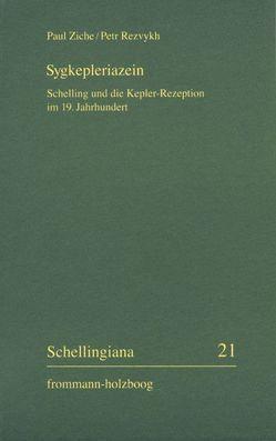 Sygkepleriazein – Schelling und die Kepler-Rezeption im 19. Jahrhundert von Di Liscia,  Daniel, Rezvykh,  Petr, Ziche,  Paul