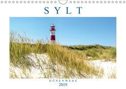 SYLT Dünenwege (Wandkalender 2019 DIN A4 quer) von Dreegmeyer,  Andrea